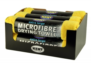 Kent Q6100 Extra Large Microfibre Drying Towel