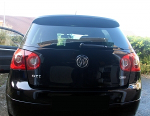 Mk5 Slow close with 3d badge Handle combo