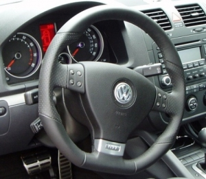 Mk5 Golf sport style multifunction steering wheel
