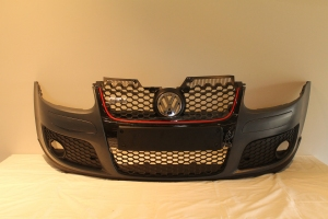 GTI front bumper grills