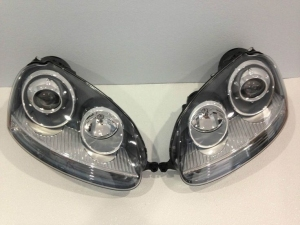 OEM Bi-Xenon Headlights without Auto level or washers