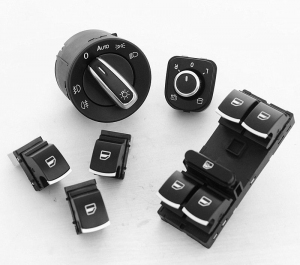 Chrome Switch/Button pack