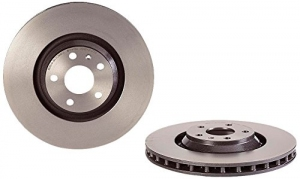Brembo Sport 340 mm front brake disc for Audi TTS